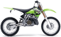 Thumbnail image for Kawasaki KX250 KX 250 2 Stroke Manual