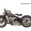 Thumbnail image for 1940-1947 Harley Davidson Knucklehead Flathead Manual