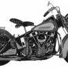Thumbnail image for 1951 Harley-Davidson Hydra-Glide Panhead EL ELS FL FLS Service Repair Workshop Manual