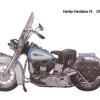 Thumbnail image for 1952 Harley-Davidson Hydra-Glide Panhead EL ELF ELS FL FLF FLS Service Repair Workshop Manual