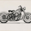 Thumbnail image for 1958 Harley-Davidson Duo-Glide Panhead FL FLF FLH FLHF Service Repair Workshop Manual