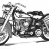 Thumbnail image for 1960 Harley-Davidson Duo-Glide Panhead FL FLF FLH FLHF Manual