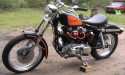 Thumbnail image for 1963 Harley-Davidson XLH XLCH Sportster Service Repair Workshop Manual
