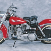 Thumbnail image for 1965 Harley-Davidson Electra-Glide Panhead FLB FLFB FLHB FLHFB Service Repair Workshop Manual