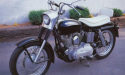 Thumbnail image for 1967 Harley-Davidson XLH XLCH Sportster Service Repair Workshop Manual