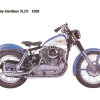 Thumbnail image for 1968 Harley-Davidson XLH XLCH Sportster Service Repair Workshop Manual