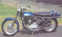 Thumbnail image for 1971 Harley-Davidson XLH XLCH 1000 Sportster Manual