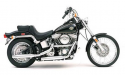 Thumbnail image for 1984 Harley-Davidson FXST Softail Manual