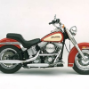Thumbnail image for 1986 Harley-Davidson FXST FXSTC FLST Softail Manual