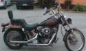 Thumbnail image for 1989 Harley-Davidson Softail FXST FLST Manual