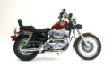 Thumbnail image for 1989 Harley-Davidson XLH 883 1200 Sportster Manual