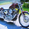 Thumbnail image for 1990 Harley-Davidson XLH 883 1200 Sportster Manual