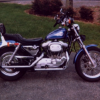 Thumbnail image for 1991 Harley-Davidson XLH 883 1200 Sportster Manual