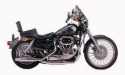 Thumbnail image for 1992 Harley-Davidson XLH 883 1200 Sportster Manual