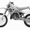 Thumbnail image for Kawasaki KDX250 KDX 250 Manual