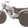 Thumbnail image for Honda ATC90 ATC 90 3 Wheeler ATV Service Repair Workshop Manual