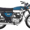 Thumbnail image for Honda CB175 CB 175 Super Sport Manual