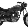 Thumbnail image for Honda CB250 CB 250 Dream Hawk NightHawk Manual