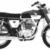 Thumbnail image for Honda CB350 CB 350 Super Sport Manual