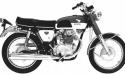 Thumbnail image for Honda CB350 CB 350 Super Sport Manual