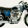 Thumbnail image for Honda CB450 CB 450 Dream Super Sport Manual