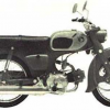 Thumbnail image for Honda CD90 CD 90 Benly Manual
