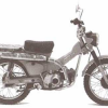 Thumbnail image for Honda CT90 Trail 90 CT 90 Manual