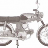 Thumbnail image for Honda S90 CS90 Sport Super Benly 90 Manual