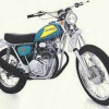 Thumbnail image for Honda SL350 SL 350 Motosport Manual