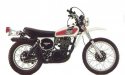 Thumbnail image for Yamaha XT500 XT 500 XT500E Manual
