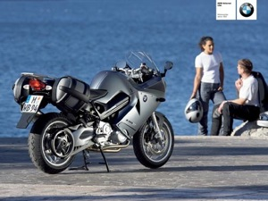 2008 BMW F800ST Service Repair Workshop Manual