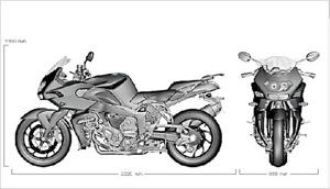 2008 BMW K1200R Sport Service Repair Workshop Manual