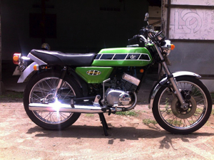 Yamaha RX125 RX 125 Service Repair Workshop Manual
