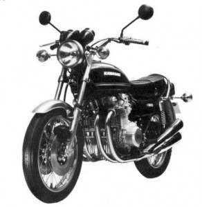 1976 kawasaki kz900 kz 900 KZ900-a4 service repair workshop manual