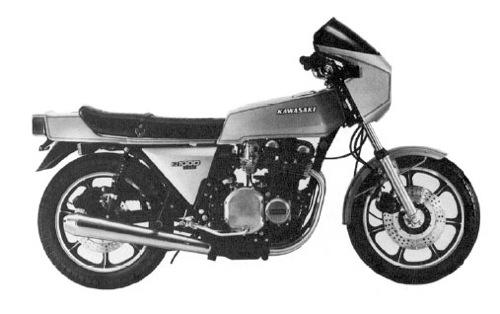 Kawasaki Kz1000 Kz 1000 Manual