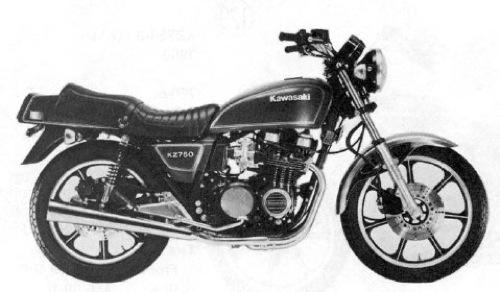 Kawasaki Ltd Service Manual