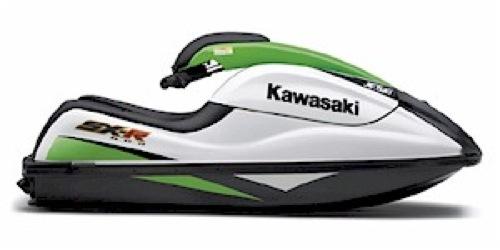 Kawasaki Jet Ski Stx  F R Cover