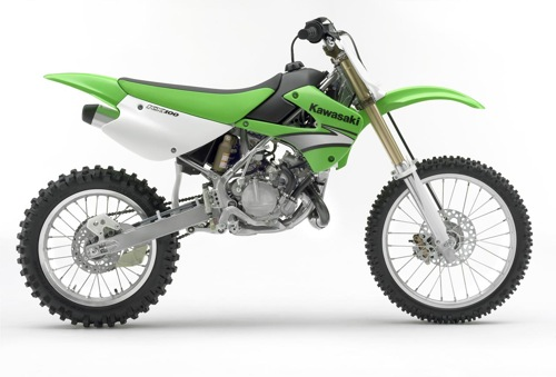 Kawasaki Kx100 Kx 100 Service Repair Workshop Manual border=