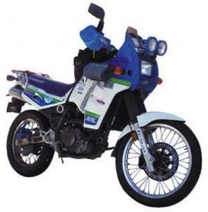 89-90 Kawasaki Tengai KL650 KL500 Service Repair Workshop Manual
