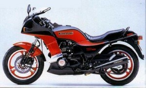 Kawasaki GPZ750 750 Turbo zx750e Service Repair Workshop Manual
