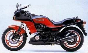 Kawasaki GPZ750 750 Turbo zx750e Service Repair Workshop Manual