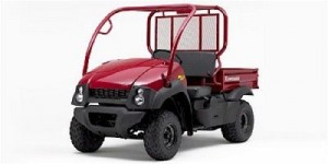 Kawasaki KAF400 Mule 600 610 4x4 UTV Service Repair Workshop Manual