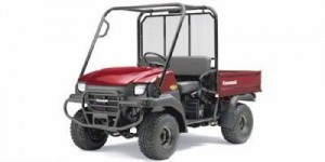 Kawasaki KAF620 Mule 3000 3010 3020 UTV Service Repair Workshop Manual