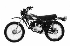 Kawasaki G5 KE100 KE 100 Service Repair Workshop Manual