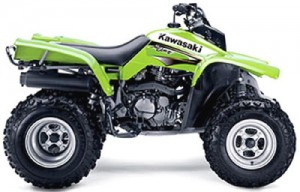 87-04 Kawasaki KSF250 Mojave KSF 250 Service Repair Workshop Manual