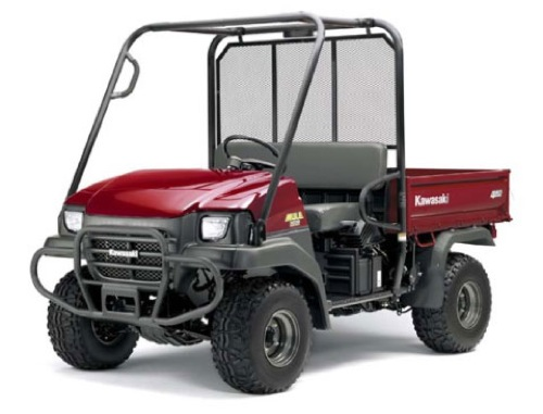 Kawasaki Mule Owner S Manual