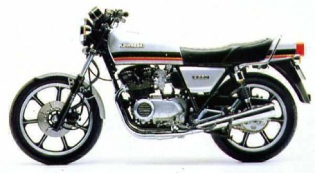 Kawasaki Kz Clutch