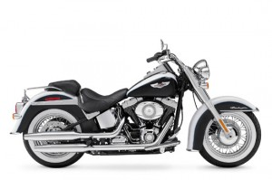 2009-Harley-Davidson-Softail service repair shop manual