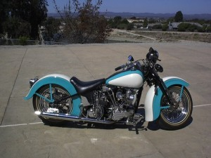 1950 harley davidson panhead service repair shop manual