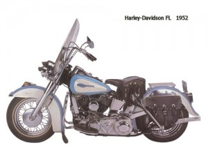 1952 harley davidson panhead fl service repair shop manual